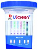 US Screen 10 Panel Drug Test Cup